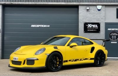 XPEL STEALTH FULL COVERAGE – PORSCHE GT3 RS