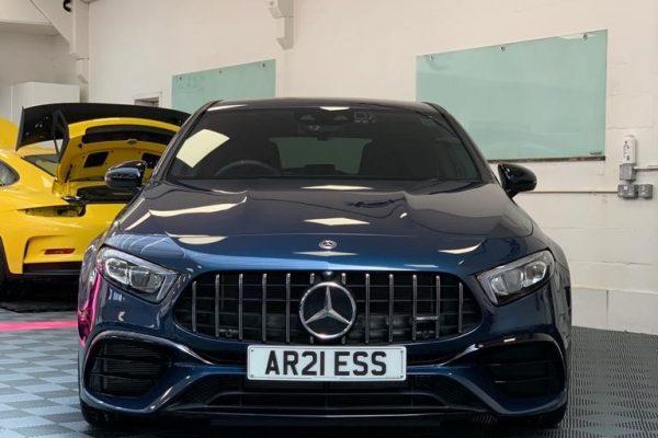 Mercedes A45 1