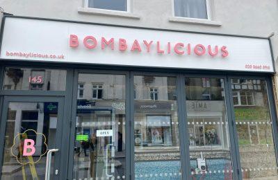 BOMBAYLICIOUS – BACKLIT FASCIA