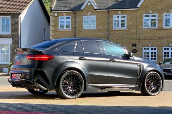 Mercedes AMG GLE 3