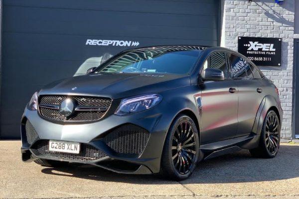 Mercedes AMG GLE 4