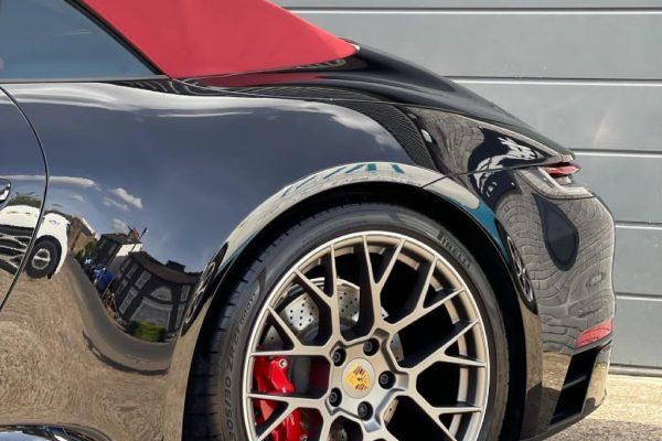 Porsche 992 Cabriolet 3