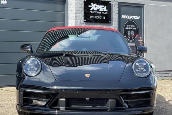 Porsche 992 Cabriolet 5