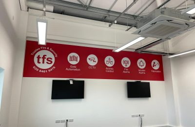 TFS – VARIOUS OFFICE SIGNAGE