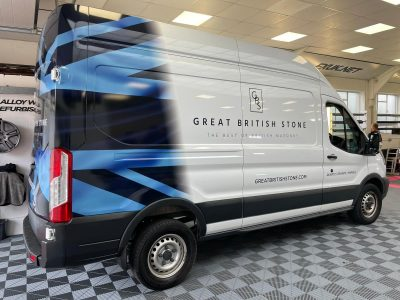 GREAT BRITISH STONE – PARTIAL WRAP