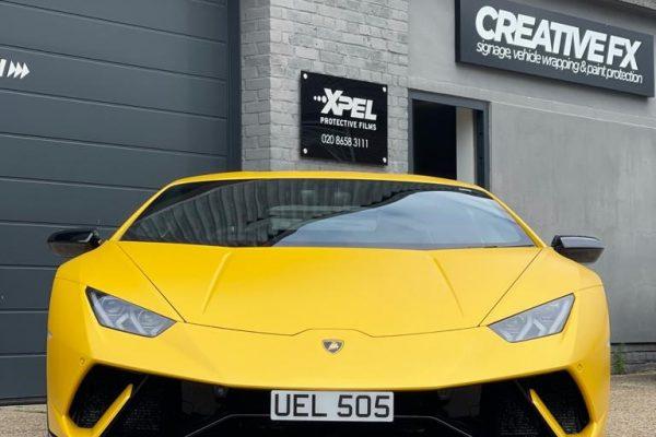 Lamborghini Performante 1