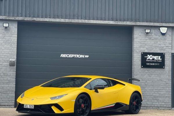 Lamborghini Performante 5